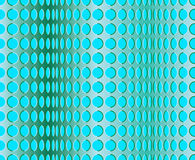 αφηρημένο μπλε ελαφρύ άνε&upsilon Στοκ εικόνα με δικαίωμα ελεύθερης χρήσης