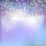 αφηρημένο μπλε ελαφρύ διάν&ups διανυσματική απεικόνιση