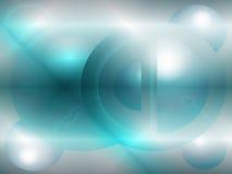 αφηρημένο μπλε μέταλλο Στοκ εικόνες με δικαίωμα ελεύθερης χρήσης