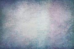 Αφηρημένο μπλε πορφυρό ζωγραφισμένο στο χέρι εκλεκτής ποιότητας υπόβαθρο στοκ φωτογραφία με δικαίωμα ελεύθερης χρήσης