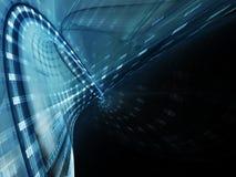 αφηρημένο μπλε σκοτάδι αν&alp Στοκ φωτογραφία με δικαίωμα ελεύθερης χρήσης