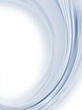 αφηρημένο μπλε φως ανασκόπησης Στοκ φωτογραφία με δικαίωμα ελεύθερης χρήσης