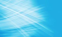 αφηρημένο μπλε φως σύνθεσ&e Στοκ Εικόνα