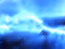 αφηρημένο μπλε Στοκ Εικόνες