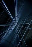 αφηρημένο μπλε Στοκ Εικόνα