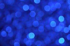 αφηρημένο μπλε ανασκόπησης Στοκ Φωτογραφίες