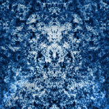 Αφηρημένο μπλε εκλεκτής ποιότητας υπόβαθρο Στοκ φωτογραφίες με δικαίωμα ελεύθερης χρήσης