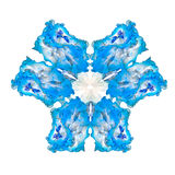 αφηρημένο μπλε μετάξι ανασκόπησης Στοκ εικόνα με δικαίωμα ελεύθερης χρήσης