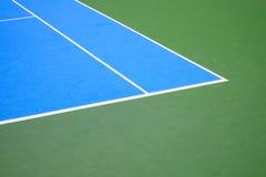 Γήπεδο αντισφαίρισης Στοκ φωτογραφία με δικαίωμα ελεύθερης χρήσης