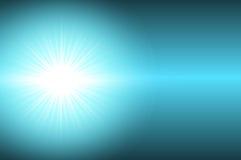 αφηρημένο μπλε φως ανασκόπησης απεικόνιση αποθεμάτων