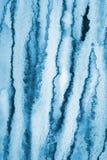 Αφηρημένο μπλε watercolor στη σύσταση εγγράφου ως υπόβαθρο Στοκ φωτογραφία με δικαίωμα ελεύθερης χρήσης