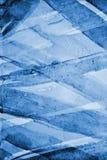 Αφηρημένο μπλε watercolor στη σύσταση εγγράφου ως υπόβαθρο Christm Στοκ εικόνα με δικαίωμα ελεύθερης χρήσης