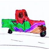 Αφηρημένο μωρό σχεδίων Στοκ φωτογραφίες με δικαίωμα ελεύθερης χρήσης