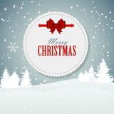 αφηρημένο νέο έτος Χριστο&upsilon διάνυσμα απεικόνιση αποθεμάτων