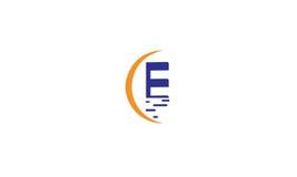 Αφηρημένο λογότυπο εικονιδίων Απεικόνιση αποθεμάτων