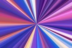 Αφηρημένο ολογραφικό υπόβαθρο ακτίνων νέου Ζωηρόχρωμο σχέδιο ακτίνων λωρίδων Μοντέρνα χρώματα τάσης απεικόνισης σύγχρονα Στοκ Εικόνες