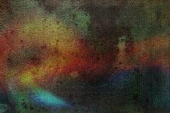 αφηρημένο ουράνιο τόξο ανασκόπησης Στοκ Εικόνες