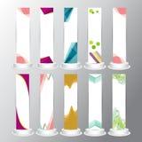 Αφηρημένο πλαίσιο υποβάθρου Διανυσματικό γκρίζο υπόβαθρο Χρώμα Στοκ Φωτογραφίες