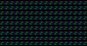Αφηρημένο πολυ τρεμούλιασμα δυσλειτουργίας οθόνης χρώματος ρεαλιστικό, αναλογικό εκλεκτής ποιότητας σήμα TV με την κακή παρέμβαση ελεύθερη απεικόνιση δικαιώματος