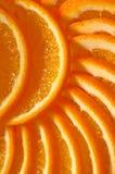 αφηρημένο πορτοκάλι ανασκόπησης Στοκ φωτογραφία με δικαίωμα ελεύθερης χρήσης