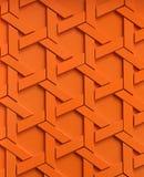 Αφηρημένο πορτοκαλί σχέδιο ύφανσης στοκ εικόνες με δικαίωμα ελεύθερης χρήσης