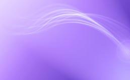 αφηρημένο πορφυρό κύμα ανασ Στοκ εικόνα με δικαίωμα ελεύθερης χρήσης
