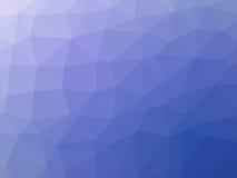 Αφηρημένο πορφυρό μπλε polygonal υπόβαθρο Στοκ φωτογραφία με δικαίωμα ελεύθερης χρήσης