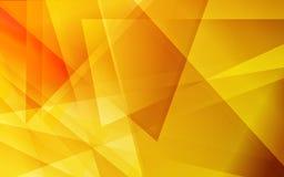 αφηρημένο πολύγωνο ανασκό& Στοκ φωτογραφία με δικαίωμα ελεύθερης χρήσης