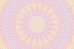 Αφηρημένο πολύχρωμο γεωμετρικό υπόβαθρο Στοκ Εικόνα