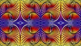 Αφηρημένο πολύχρωμο, ζωηρόχρωμο υπόβαθρο, εικόνα ράστερ για Στοκ Εικόνα