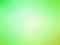 Αφηρημένο πράσινο κίτρινο χρωματισμένο θολωμένο υπόβαθρο κλίσης Στοκ Φωτογραφίες