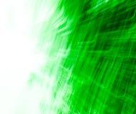 αφηρημένο πράσινο λευκό σύ&sig Στοκ φωτογραφίες με δικαίωμα ελεύθερης χρήσης