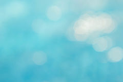 Αφηρημένο πράσινο μπλε υπόβαθρο θαμπάδων, μπλε κύμα ταπετσαριών με το s Στοκ εικόνες με δικαίωμα ελεύθερης χρήσης