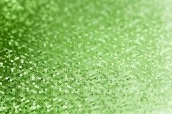 Αφηρημένο πράσινο batsground με τους μικρούς κύκλους, για το invitati κομμάτων στοκ εικόνες