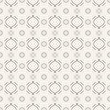 αφηρημένο πρότυπο άνευ ραφής Επανάληψη της γεωμετρίας Στοκ Εικόνες