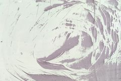 αφηρημένο πρότυπο Ασαφείς αριθμοί για τον γκρίζο τοίχο Όμορφη ανασκόπηση Στοκ εικόνα με δικαίωμα ελεύθερης χρήσης