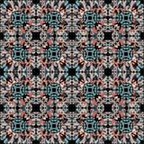 Αφηρημένο πρότυπο χρώματος Στοκ φωτογραφία με δικαίωμα ελεύθερης χρήσης