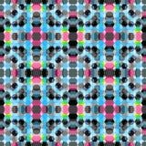 Αφηρημένο πρότυπο χρώματος Στοκ φωτογραφίες με δικαίωμα ελεύθερης χρήσης