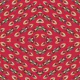 Αφηρημένο πρότυπο χρώματος Στοκ εικόνες με δικαίωμα ελεύθερης χρήσης