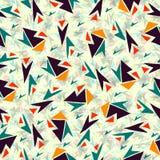 Αφηρημένο πρότυπο χρώματος Στοκ Φωτογραφία