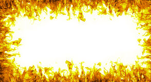 αφηρημένο πλαίσιο πυρκαγ&i Στοκ εικόνα με δικαίωμα ελεύθερης χρήσης