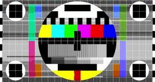 Αφηρημένο ρεαλιστικό τρεμούλιασμα δυσλειτουργίας οθόνης, αναλογικό εκλεκτής ποιότητας σήμα TV με την κακή παρέμβαση και φραγμοί χ απεικόνιση αποθεμάτων