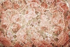 αφηρημένο ροζ ανασκόπησης Στοκ Φωτογραφίες