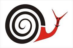 αφηρημένο σαλιγκάρι Στοκ φωτογραφία με δικαίωμα ελεύθερης χρήσης
