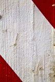αφηρημένο σκουριασμένο ξύλινο άσπρο κόκκινο λωρίδα της Ιταλίας Λομβαρδία Στοκ φωτογραφία με δικαίωμα ελεύθερης χρήσης