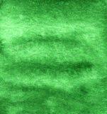 Αφηρημένο σκούρο πράσινο υπόβαθρο watercolor που σύρεται με το χέρι ελεύθερη απεικόνιση δικαιώματος