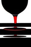 Αφηρημένο σχέδιο ανασκόπησης κρασιού Στοκ εικόνες με δικαίωμα ελεύθερης χρήσης