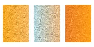 Αφηρημένο σχέδιο λογότυπων κύκλων, ημίτοή σύσταση σχεδίων Διανυσματικό σύγχρονο φουτουριστικό υπόβαθρο για τις αφίσες, επαγγελματ Στοκ εικόνες με δικαίωμα ελεύθερης χρήσης