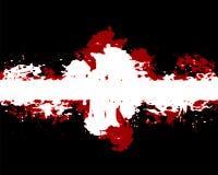 αφηρημένο σχέδιο grunge Στοκ Φωτογραφίες