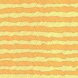 Αφηρημένο σχέδιο με τα λωρίδες από τους λόφους ερήμων Στοκ Εικόνα